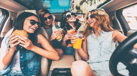 road trip, healthy snacks, snack ideas, indian express, indian express news