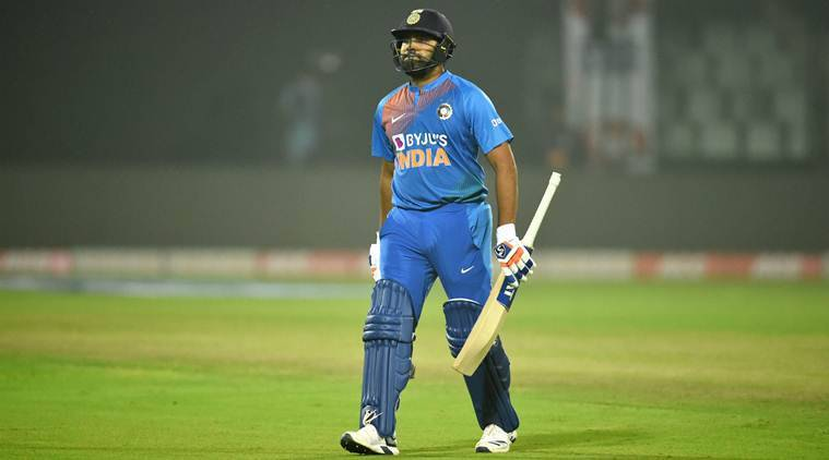 Rohit Sharma set to become first Indian, second in world to play 100 T20Is