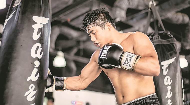 Meet Manipur's rising Mix Martial Arts star - The Indian Express