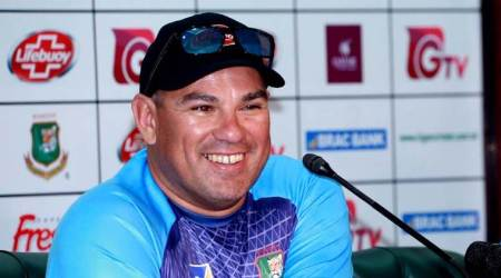 Russell Domingo, Bangladesh, Test-playing nation, Cricket, India, Indian Cricket Team, Pakistan, Spots, Cricket, Latest News, Indian Express