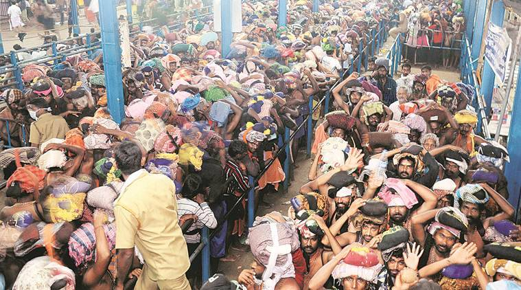 Kerala govt's flip-flop on Sabarimala: Won't take young women to shrine