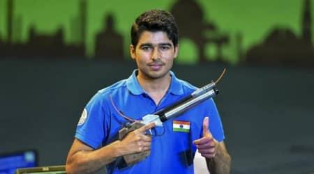 ISSF World Cup, India ISSF World Cup, ISSF World Cup India shooting, Saurabh Chaudhary