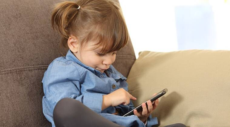 Screen time impact on kids' white matter