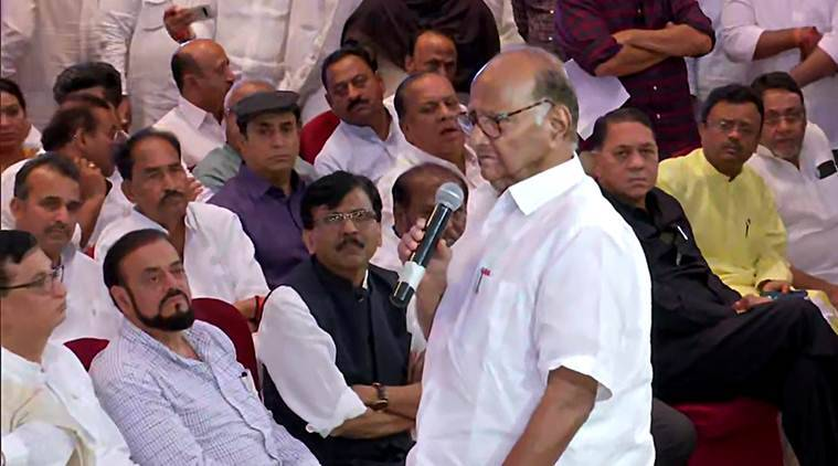 Had Balasaheb been alive, he would've been happy: Sharad Pawar