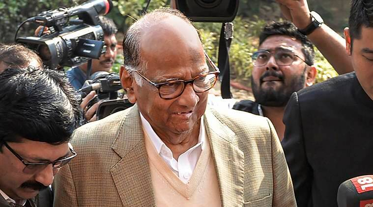 NCP chief Sharad Pawar meets PM, his party and Congress say stable govt soon
