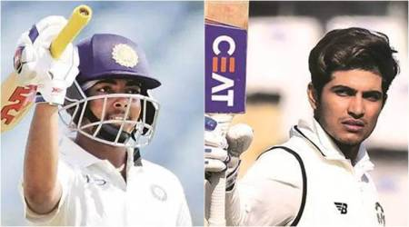 Prithvi Shaw versus Shubman Gill: Audition to open beside Rohit
