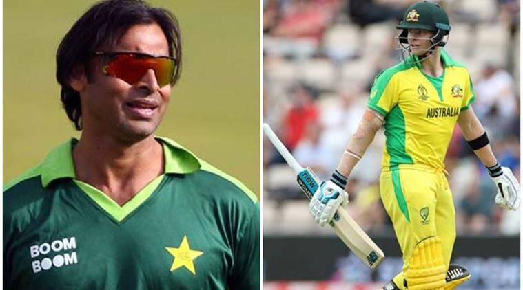 Would've Hit Steve Smith to Stop Him for Scoring: Shoaib Akhtar