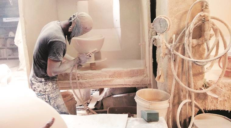 Gujarat: Kin of worker who died of silicosis receives compensation of Rs 5.7 lakh