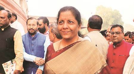 No recession in Indian economy, says Nirmala Sitharaman; Congress stages walkout