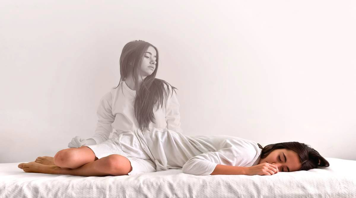 out if body experience during sleeping