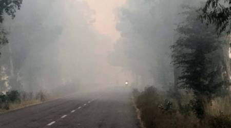 Farm fire fumes now hit home: Punjab air quality turns poor, Haryana's severe
