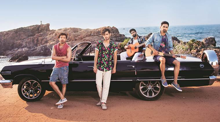 Song Sung True — Mumbai-based pop rock band Sanam to perform in Pune