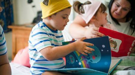 special needs kids art therapy