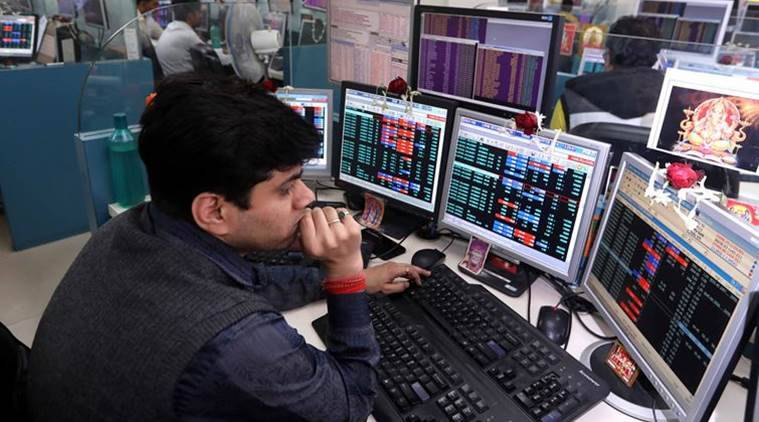 Market Today LIVE Updates: Sensex slips 200 points in opening deals, Nifty near 12,150; FMCG stocks dip