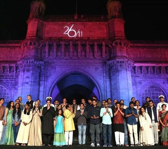 At the Gateway of India, a tribute to bravery — with message of tolerance, love