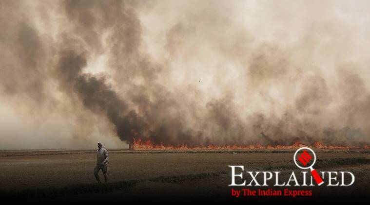 Explained — Delhi smoke, Punjab water: the tradeoff