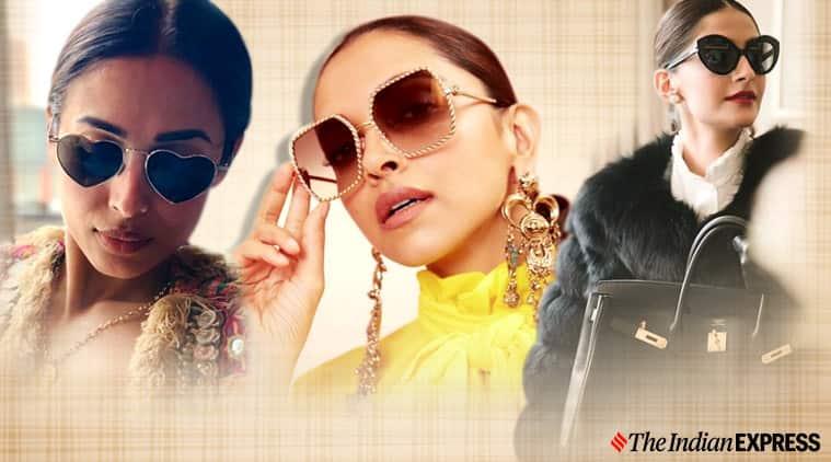 sunglasses, sunglasses fashion, tips on how to wear sunglasses,alia bhatt photos, kareena kapoor photos, deepika padukone photos, malaika arora photos, lifestyle, fashion, indian express