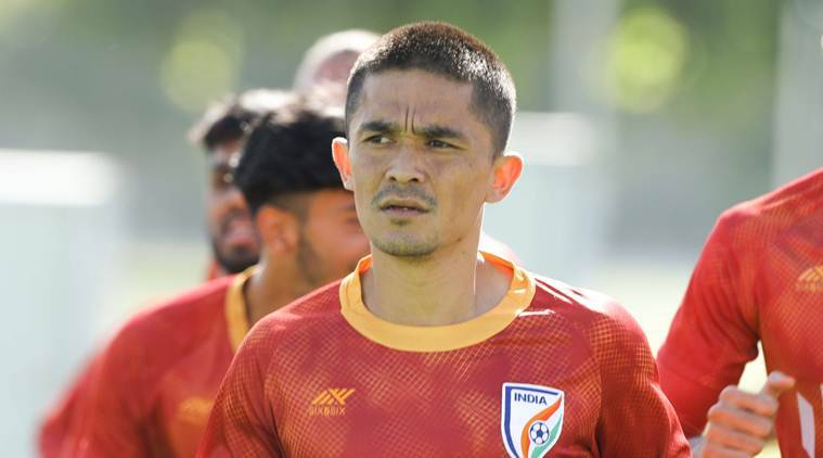 Sunil Chhetri has points, not revenge on his mind against Oman