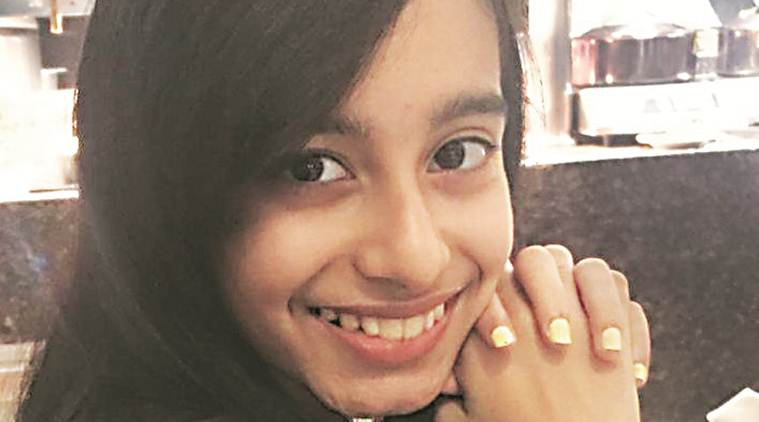 Saanvi Jitendra, scoliosis warrior, will release a documentary on her Youtube channel