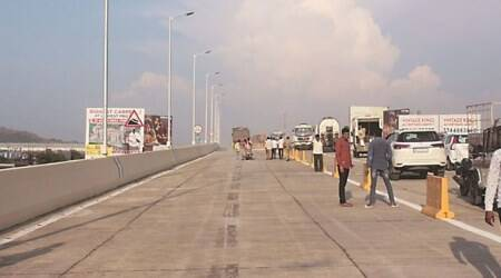 Rajnoli flyover in Thane inaugurated — thrice on same day