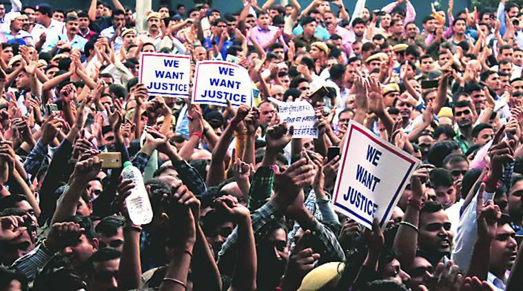Tis Hazari court clash, Tis Hazari clash, Monika Bhardwaj, Opinion, Indian Express