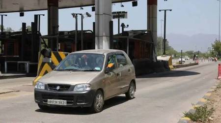 cashless toll tax, electronic toll collection, ministry of road and highways, nitin gadkari, central prabhari officers, indian express, latest news