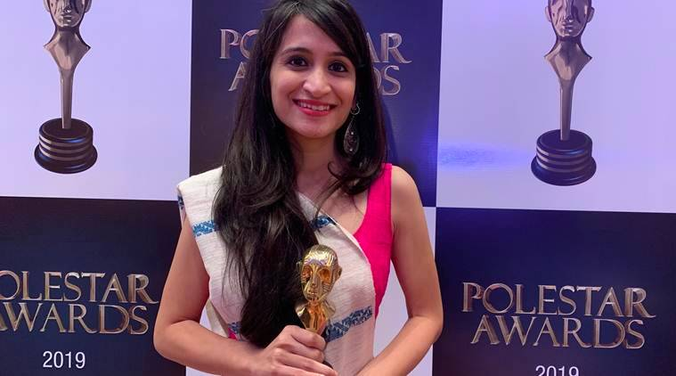 Tora Agarwala, Polstar award, Polstar foundation award, indian express reporter wins award, Indian express journalist award, best feature on Hima das, indina express