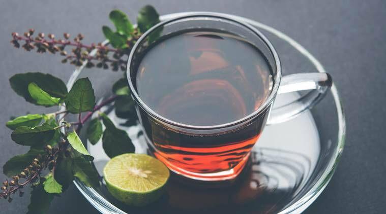 tea, upset stomach, tummy troubles, health benefits, indian express news