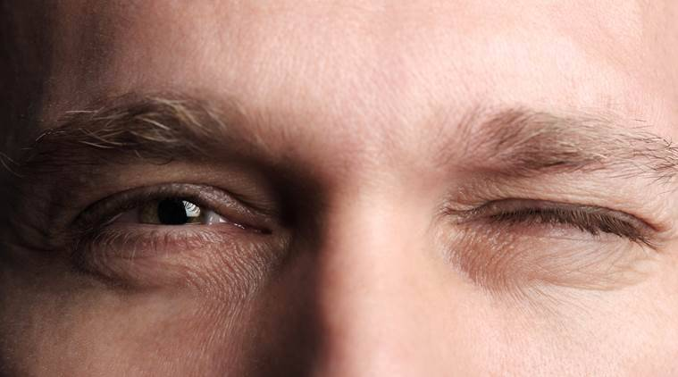 Do your eyelids twitch often? Here's what it could mean | Lifestyle  News,The Indian Express