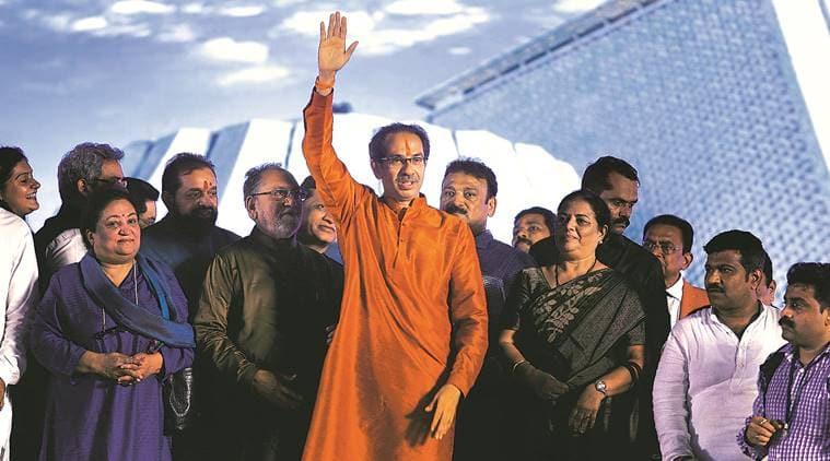 Uddhav Thackeray, Uddhav Thackeray maharashtra cm, Uddhav Thackeray swearing in ceremony, maharashtra government formation, maharashtra cabinet, uddhav thackeray on farmers, maharashtra news