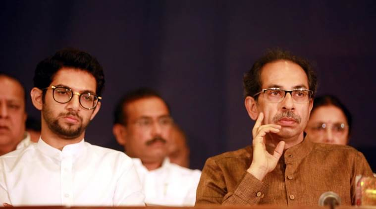 Stung by 'Maha' shocker, Sena moves SC against 'BJP's illegal usurpation of power'
