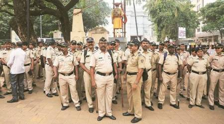 2,000 police personnel to be on duty for Uddhav thackeray's swearing in today