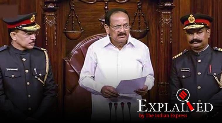 Uniform of Rajya Sabha marshals: Why and how it was changed