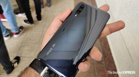 Here's a first look at Vivo iQOO gaming smartphone
