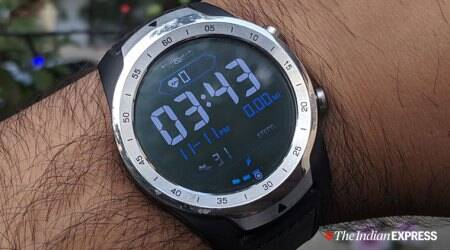 GPS wrist watches, Chandigarh Municipal Corporation,K K Yadav, Chandigarh, Chandigarh Latest News, Punjab, Indian Express