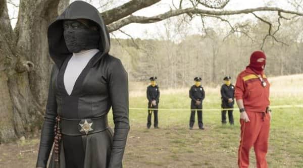Watchmen hbo coronavirus