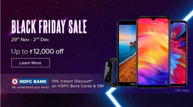 Xiaomi, Xiaomi Black friday sale, Xiaomi Mi TV 4X (55) 2020 Edition, Xiaomi Mi TV 4X (55) 2020 Edition price, Xiaomi Redmi Note 8 Pro Electric Blue, Xiaomi sale, Xiaomi discounts