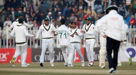 Test cricket returns to Pakistan: Rawalpindi gives visiting Sri Lanka a rousing reception