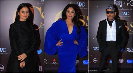 Zoya Akhtar, Rasika Dugal, Neha Dhupia and Jackie Shroff attend Critics' Choice Shorts And Series Awards