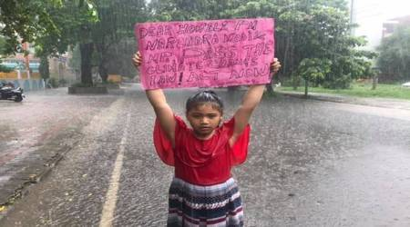 India's Greta Thunberg, climate change news, climate change activist, eight-year-old activist, cop25, climate conference