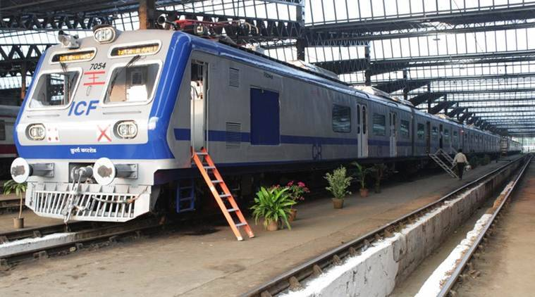 A statement on gender parity: CR motorwoman to steer first AC local train