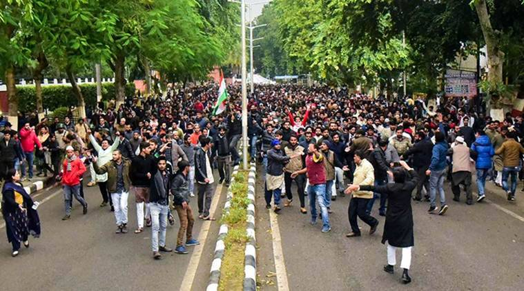 As AMU vacates its hostels, students from Kashmir and northeast caught in limbo