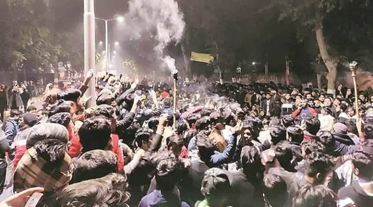 Aligarh Muslim University, Aligarh Muslim University protests, AMU protests, AMU studensts protests, Aligarh Section 144, Citizenship Amendment Act, Citizenship Act protests, CAA protests, Citizenship Bill protests