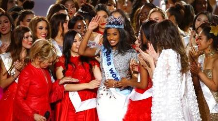 miss world 2019, jamaica toni ann singh miss world 2019, new york times, indian express, lifestyle, miss america 1984, racism, black lives matter, lifestyle