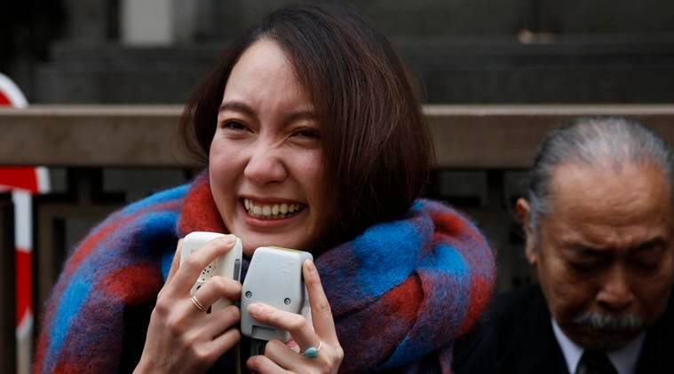 Female journalist wins £23,000 damages in Japan #MeToo case