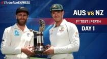 Australia vs New Zealand 1st Test, Day 1 LIVE UPDATES