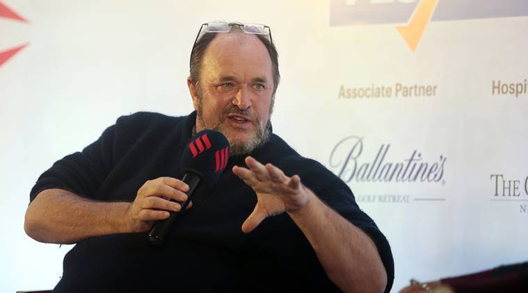William Dalrymple: Pollution, politics... imagining a future where I might not die here