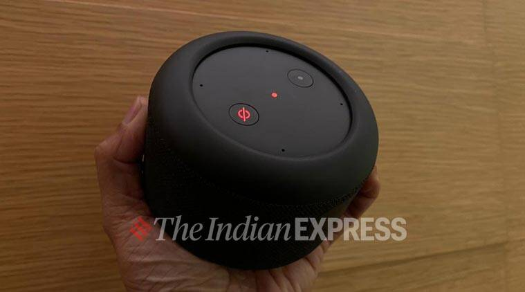 Amazon Echo Input Portable Smart Speaker launched in India for ₹4,999 ($69)