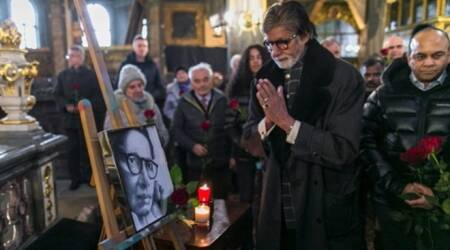 Amitabh Bachchan's father Harivansh Rai Bachchan honoured in Poland