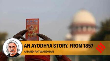 A lesser-known narrative of Ayodhya from 1857 — and the dispute